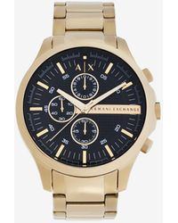 Armani Exchange Stainless Steel Watch - Metallic