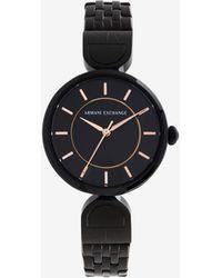 Armani Exchange Analog Watches - Negro