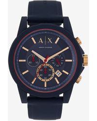 Armani Exchange Analog Watches - Azul