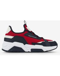 Armani Exchange Trainers - Red