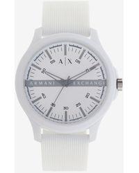 Armani Exchange Analog Watches - Blanco