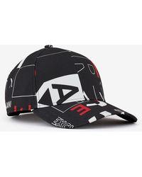 Armani Exchange Baseball Cap - Black