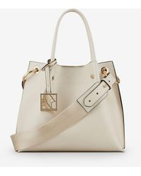 Armani Exchange Tote Bag - White