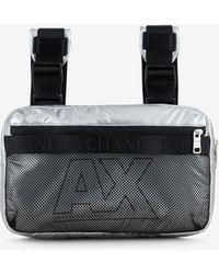 Armani Exchange Rucksack - Mettallic