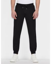 Armani Exchange Track Pants - Black