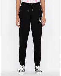Armani Exchange - Pantaloni jogger Icon Period - Lyst