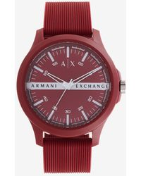 Armani Exchange Analog Watches - Rojo