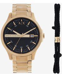 Armani Exchange Analog Watches - Metálico