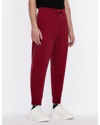 Armani Exchange Pantalones deportivos Año Nuevo chino - Rojo