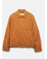 YMC Groundhog Jacket - Brown