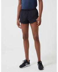 New Balance Accelerate Split Shorts (3 Inch) - Black