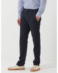 Universal Works Aston Cord Pants - Blue