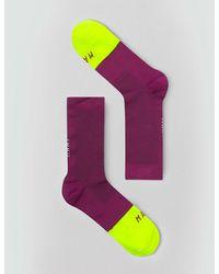 MAAP Division Sock - Purple