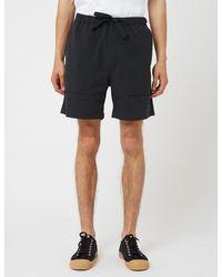 Snow Peak Quick Dry Shorts - Black