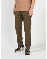 Folk Folk Draw Cord Trousers (cotton) - Green
