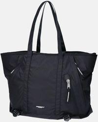 Indispensable 2-way Tote Bag (econyl) - Black