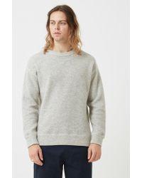 Bellerose Molk Sweatshirt - Grey