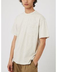 Eastlogue One Pocket T-shirt - Grey