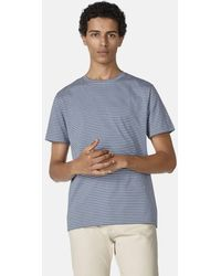 A.P.C. Jimmy T-shirt - Blue