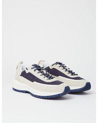 A.P.C. Jim Running Sneaker - Blue