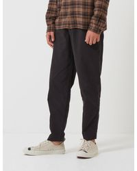 Folk Folk The Assembly Pleated Trousers (loose Fit) - Black
