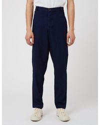 Oliver Spencer Judo Trousers - Blue