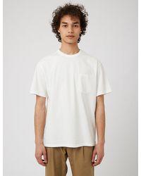 Eastlogue One Pocket T-shirt - White