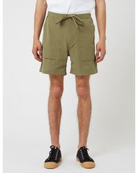 Snow Peak Quick Dry Shorts - Olive - Green