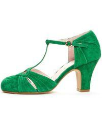 Miss L-fire Hepworth - Green