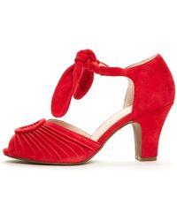 Miss L-fire Loretta - Red