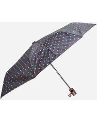 Ashley Stewart Totes Sunguard Automatic Open And Close Umbrella - Multicolor
