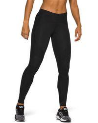 Asics Leg Balance 2 Tight - Zwart