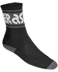 Asics - LT Crew Socks - Lyst