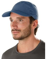 Asics Running Cap - Blauw
