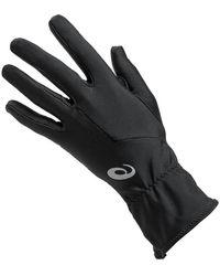 Asics W Running Gloves - Zwart