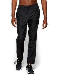 Asics Silver Woven Pant - Zwart