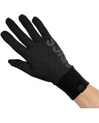 Asics Basic Gloves - Zwart