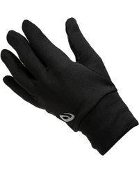 Asics Gloves - Black