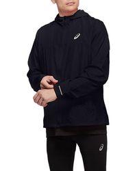 Asics Run Hood Jacket - Zwart