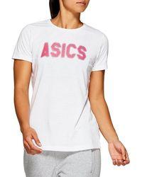 Asics W GPX SS T - Blanco