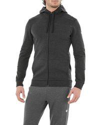 Asics Tailored Fz Hoody - Zwart