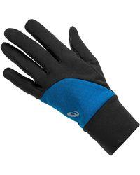 Asics Thermal Gloves - Blauw