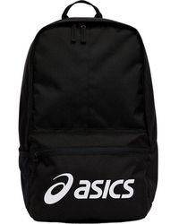 Asics Sport Logo Backpack - Zwart