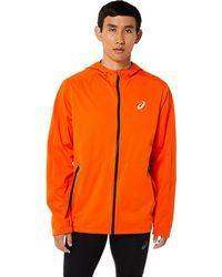 Asics Accelerate Jacket - Oranje