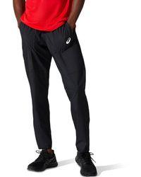 Asics Core Woven Pant - Black