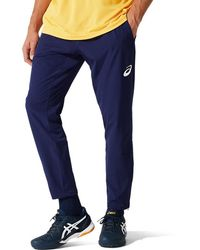 Asics Match M Woven Pant - Blue