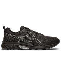Asics Gel Venture 8 Sneakers - Zwart