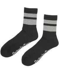 Onitsuka Tiger Middle Socks - Zwart