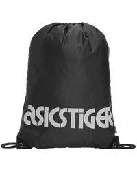Asics Gym Bag - Zwart
