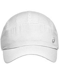 Asics Lightweight Running Cap - White